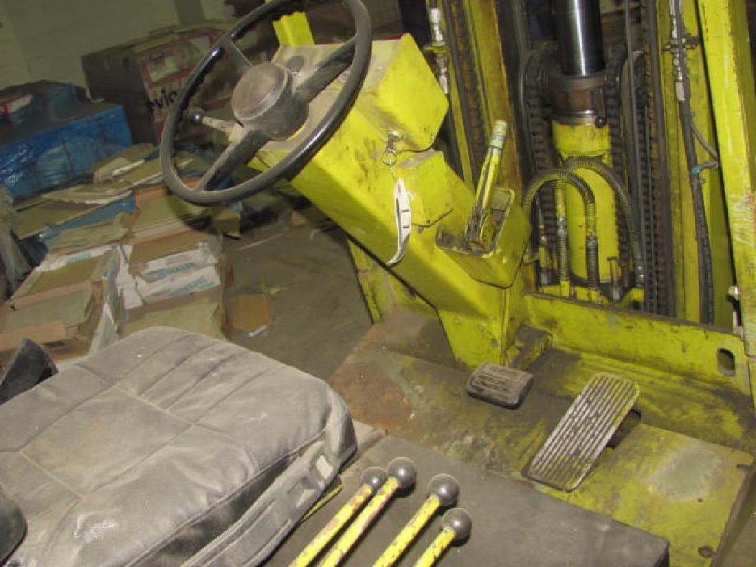 Clark Forklift w/ Drum Grip Grabber - 5