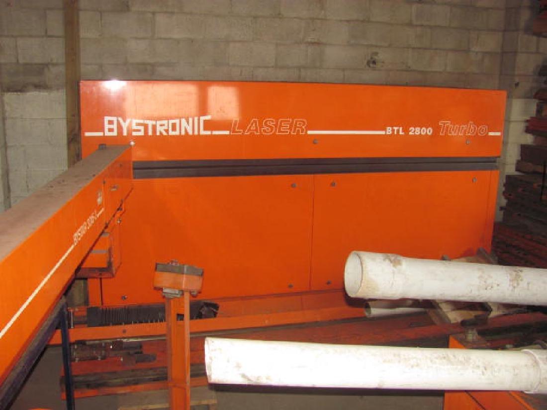 Bystronic Laser Cutting Machine - 4