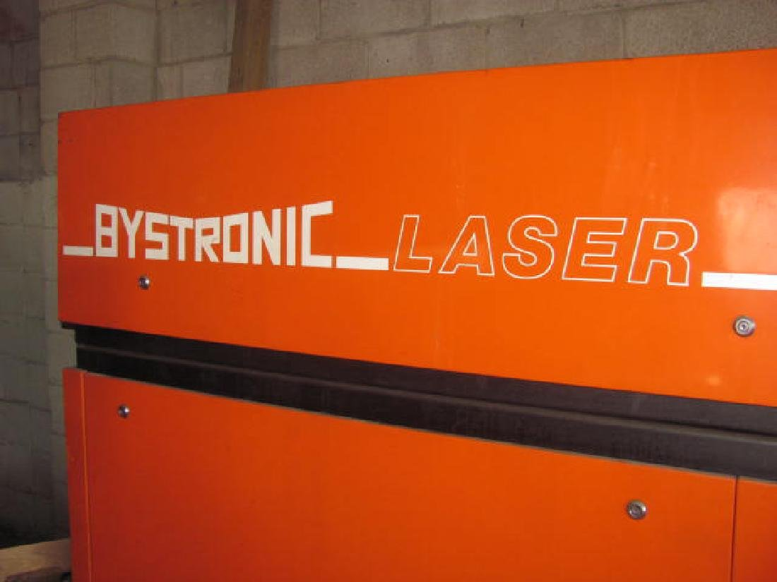 Bystronic Laser Cutting Machine - 8
