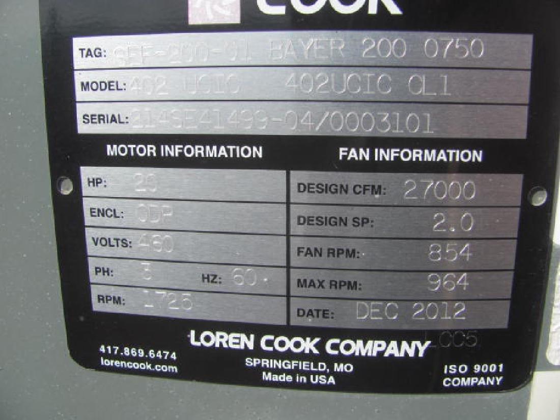 Fan Ventilation System - 3