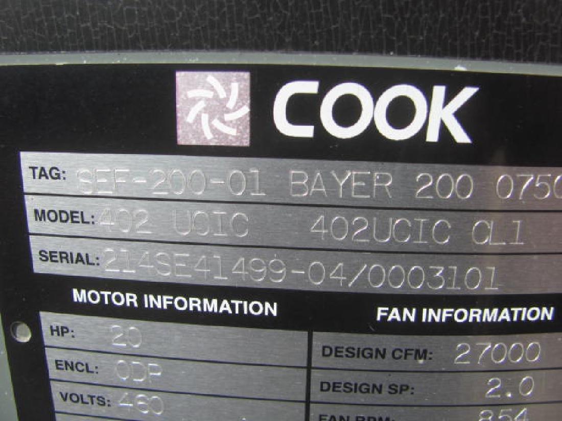 Fan Ventilation System - 5