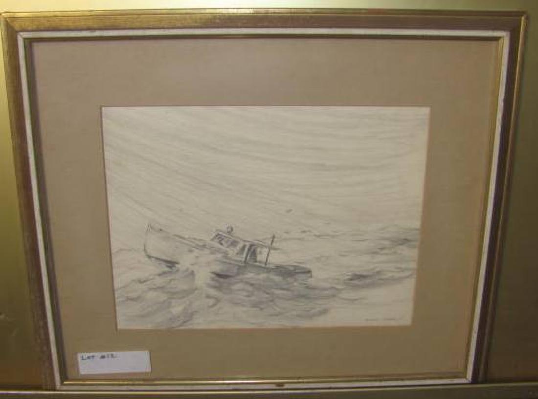 Cary Dodd Seascape