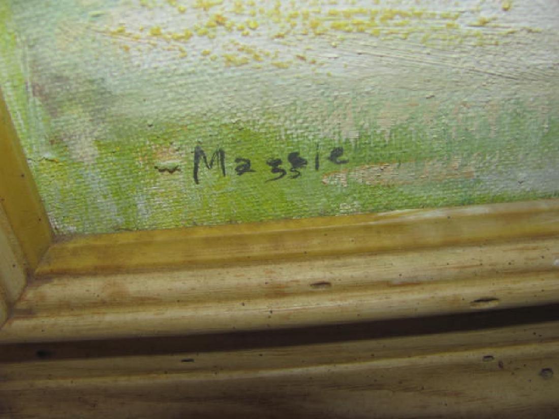 Oil on Board Still Life - 2