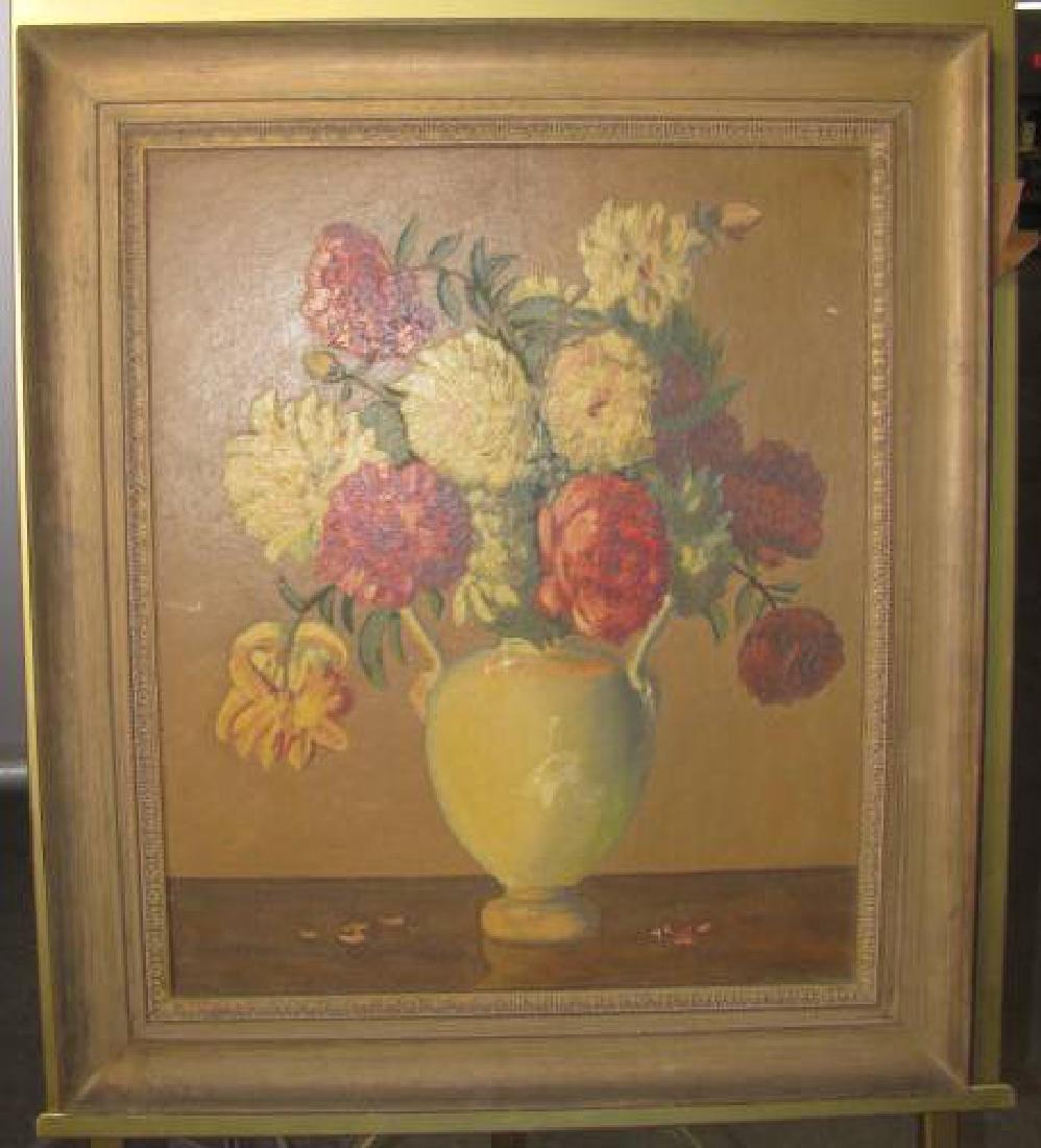 Flower Vase Still Life