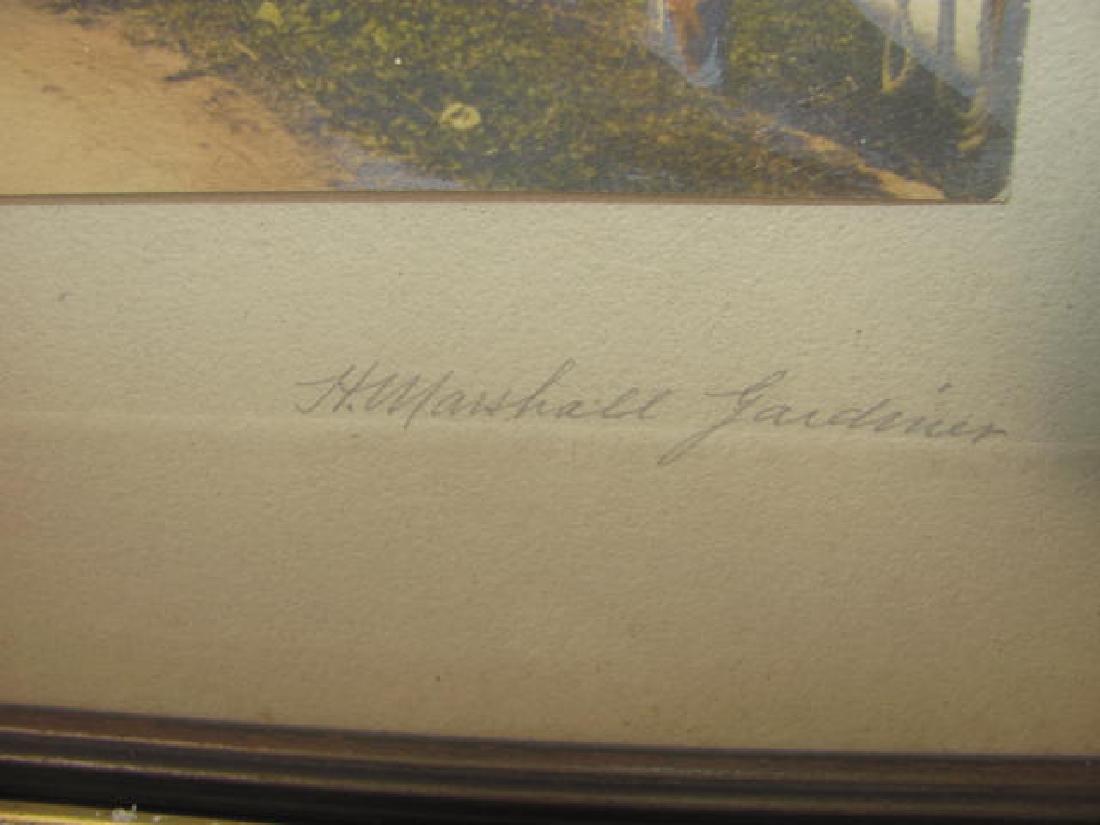 H Marshall Gardiner Bermuda Print - 2