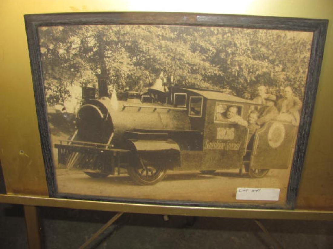1926 Sunshine Special Photo Bethlehem PA