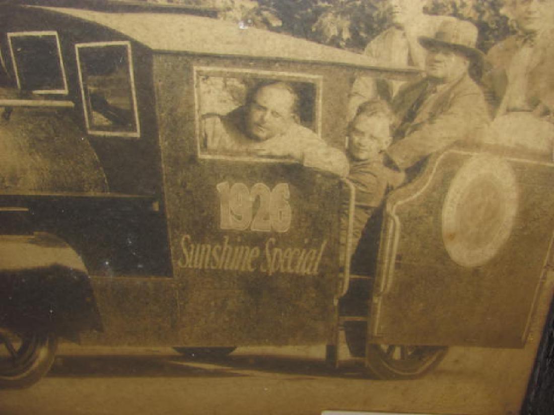 1926 Sunshine Special Photo Bethlehem PA - 2