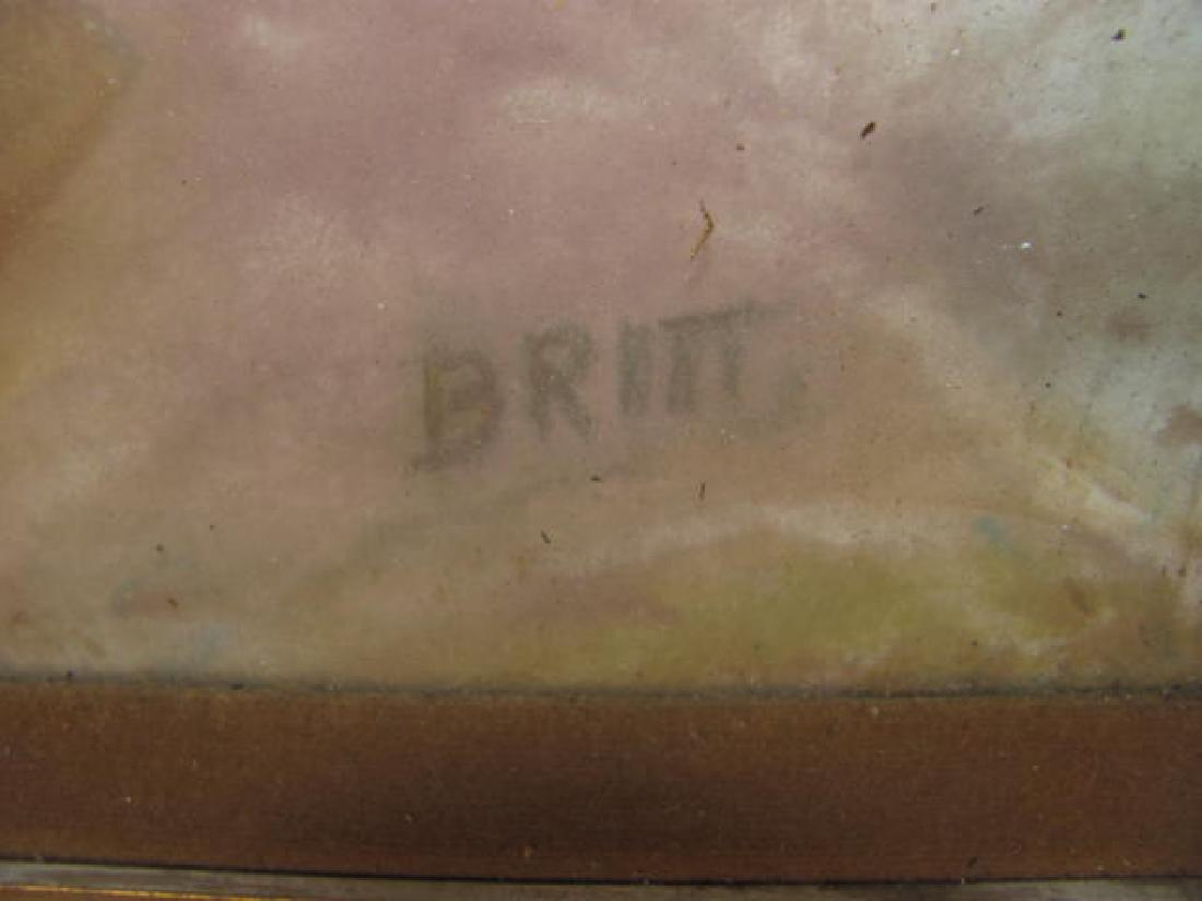 Britt Stoneware Pitcher Still lIfe - 2
