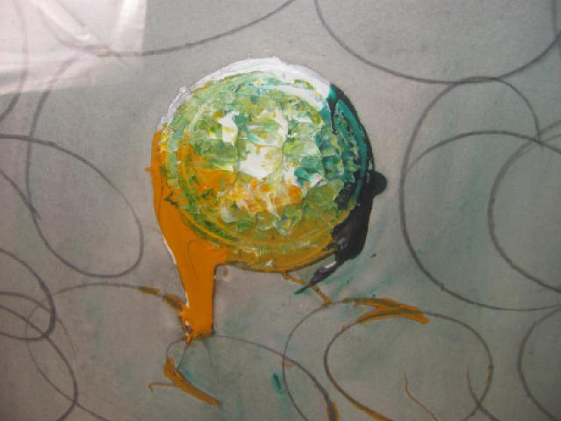 Oil / Water Color - 2