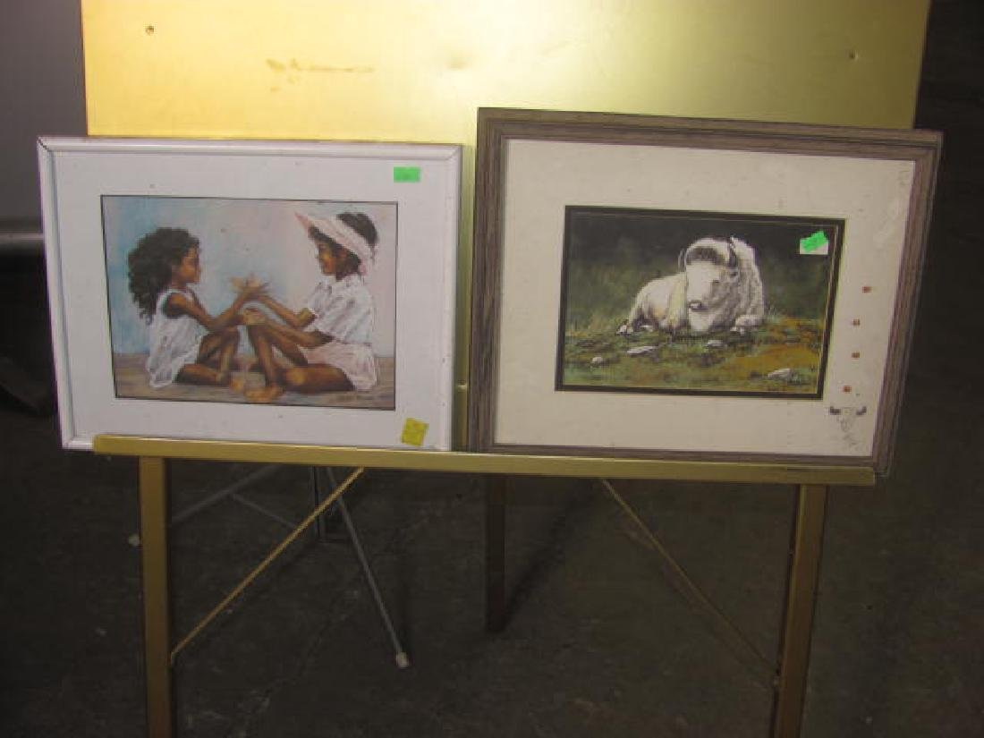 Misc. Print Painting Lot - 3