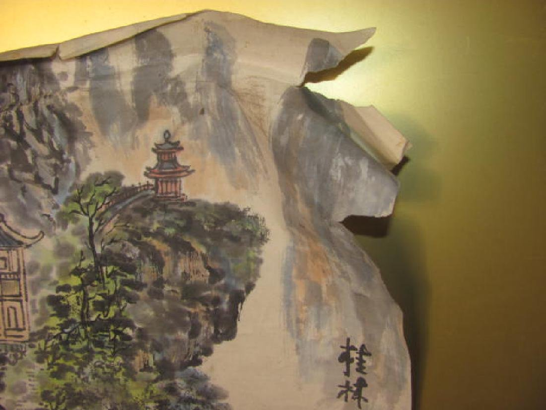 Chinese Watercolor - 3