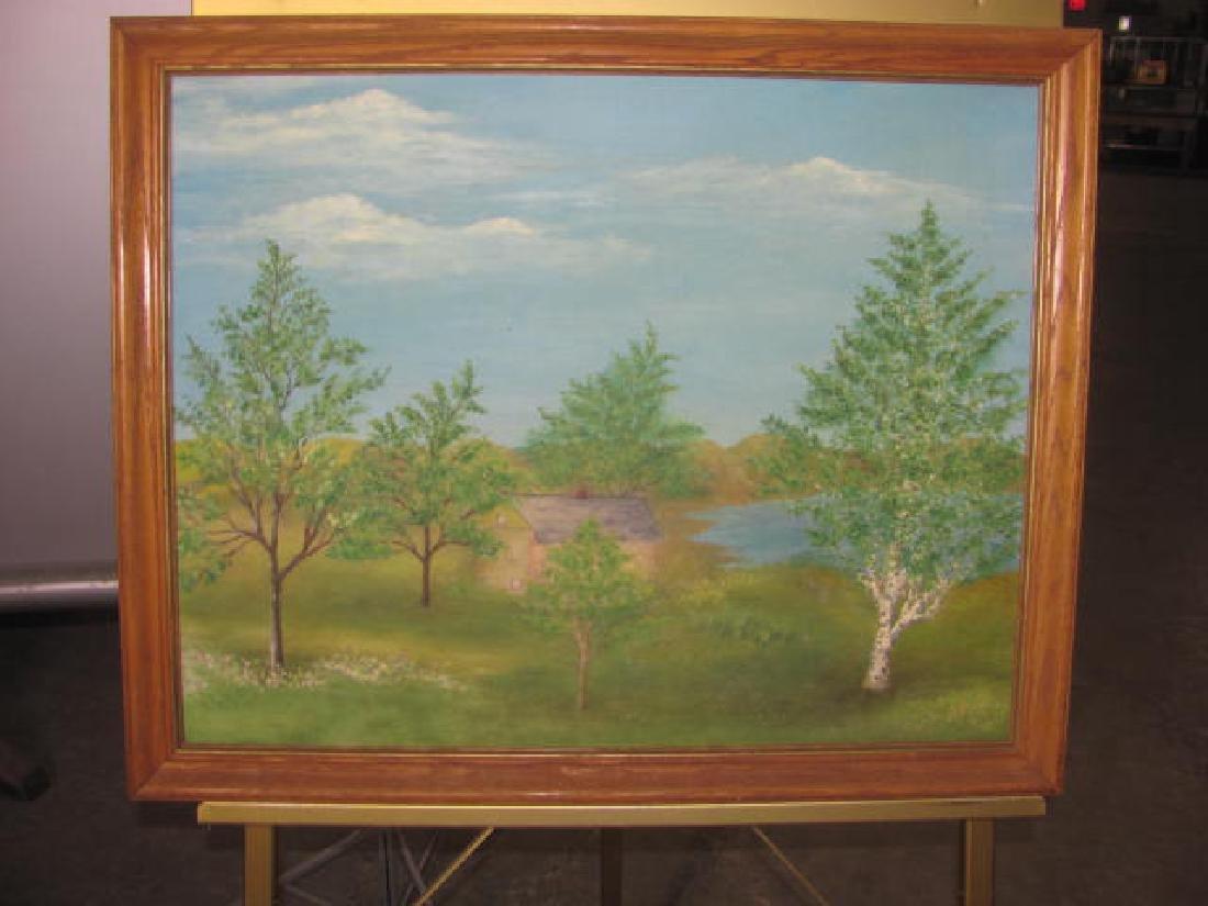 Landscape Country Scene