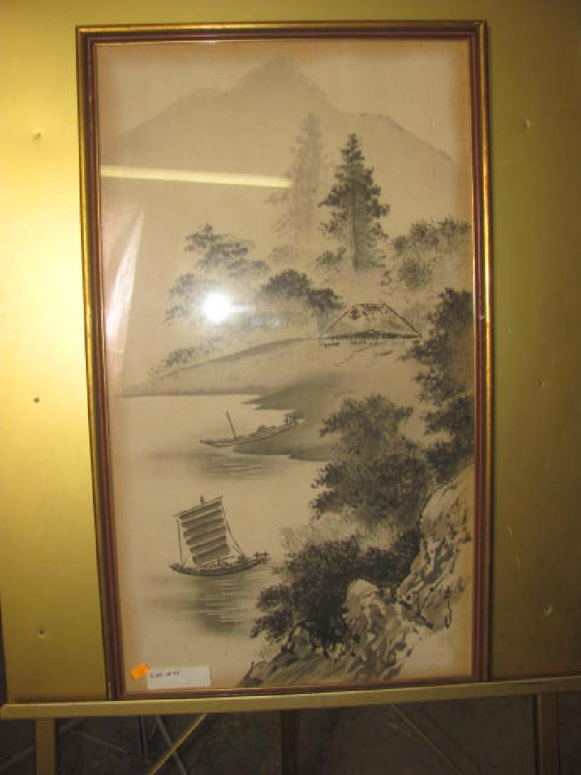 Chinese Watercolor