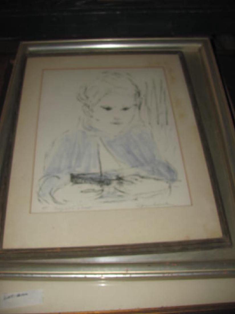 Misc Prints Drawings Painting Lot