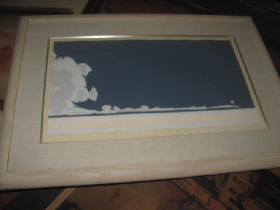 Misc Prints Drawings Painting Lot - 8