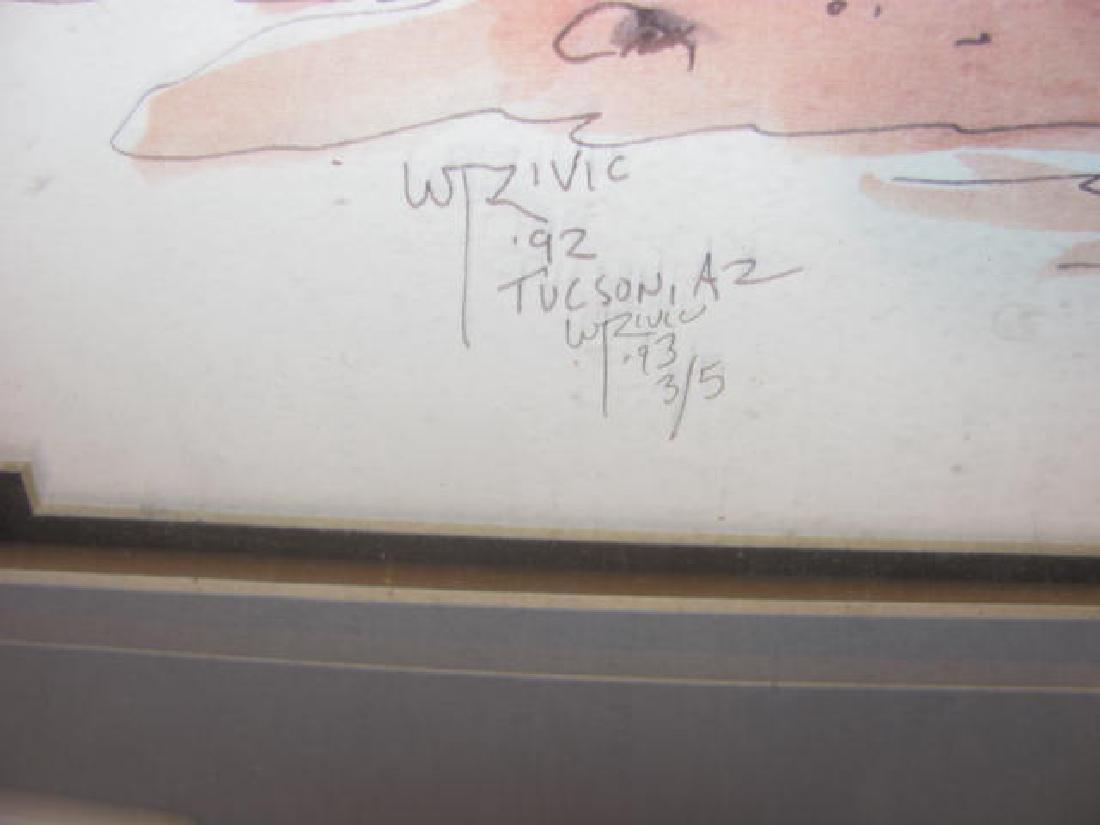 Wtzivic Print Tuscon AZ - 2