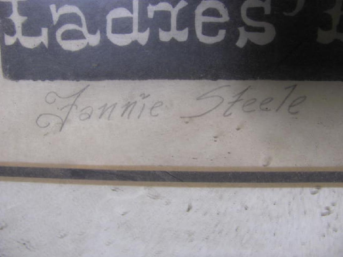 Fannie Steele Rummel - 2
