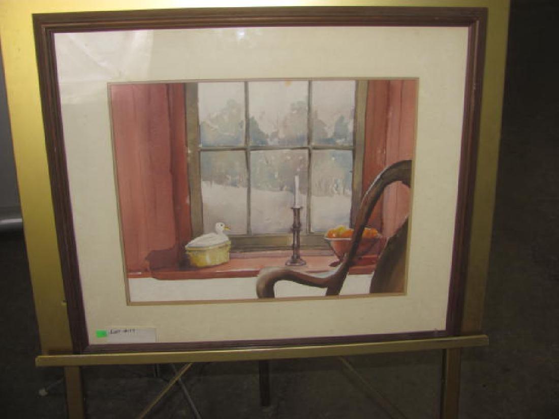 Dorothy McNamara Colonial Window
