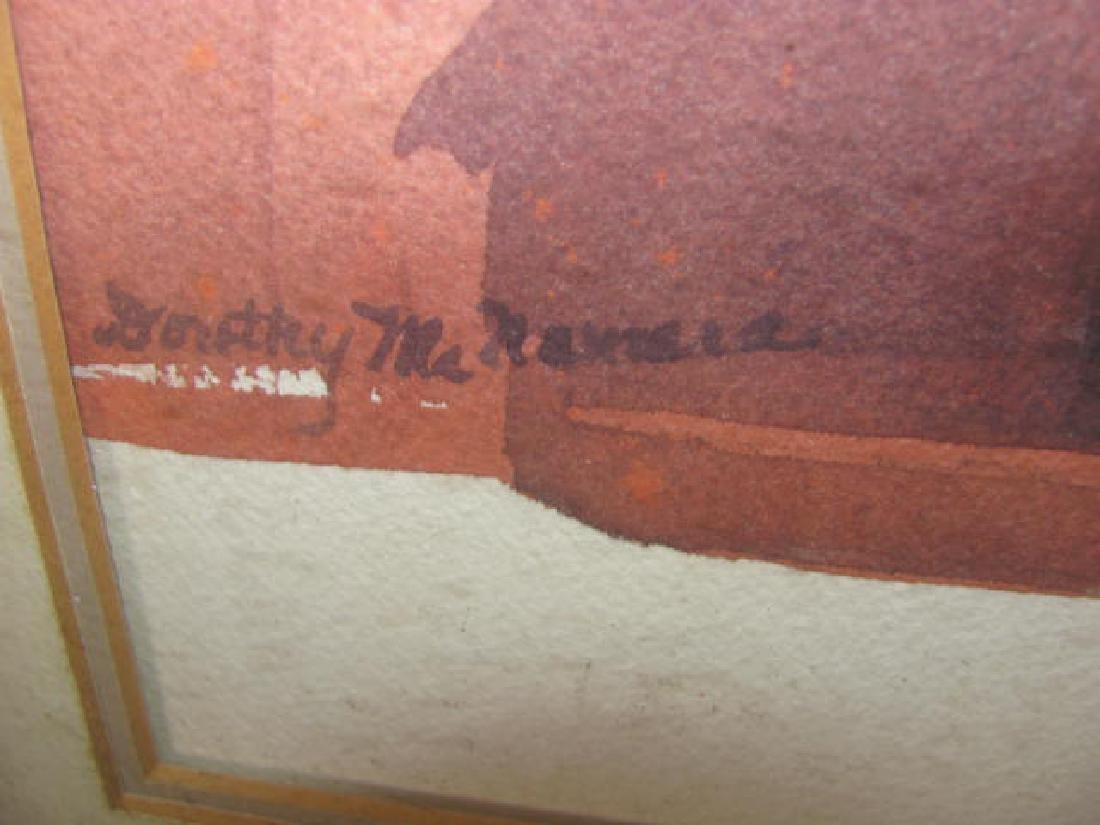 Dorothy McNamara Colonial Window - 2