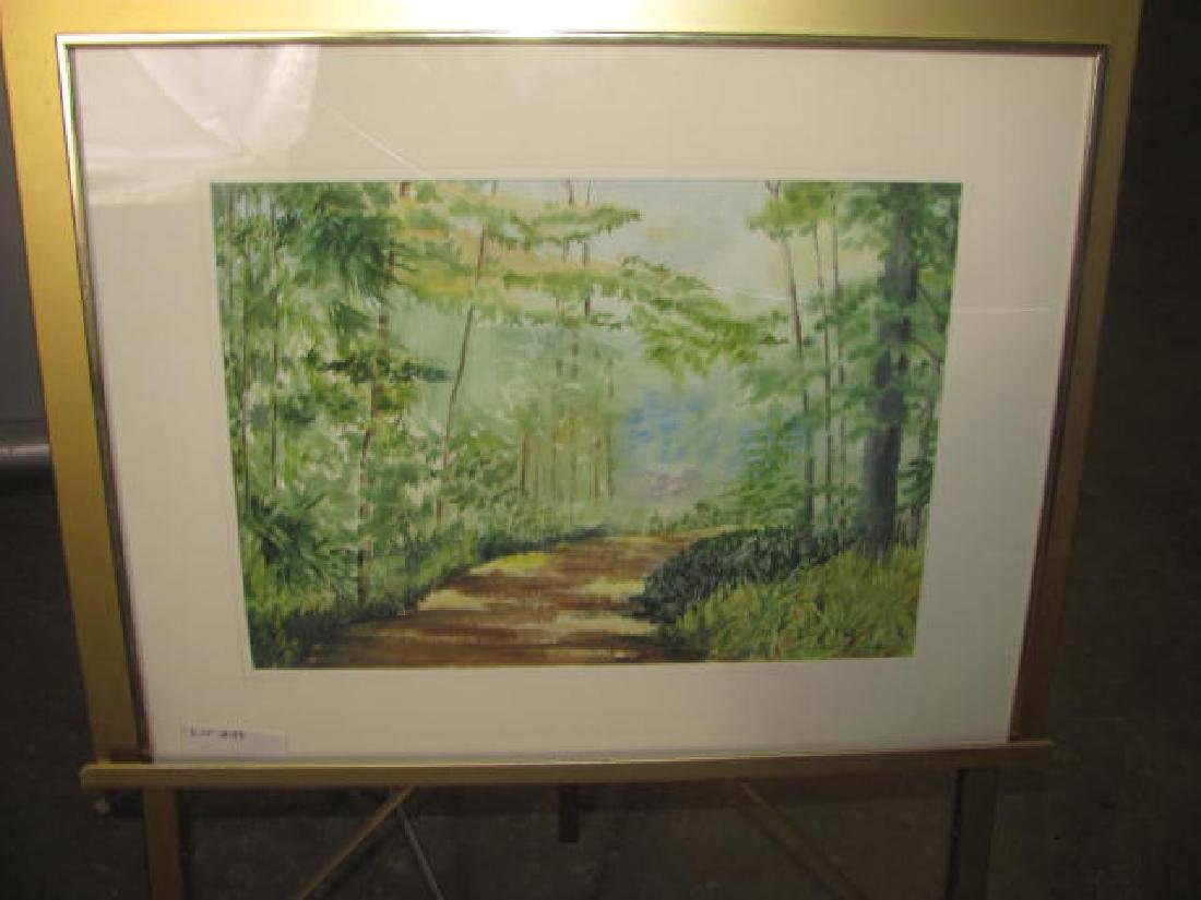 KL Smyser Watercolor