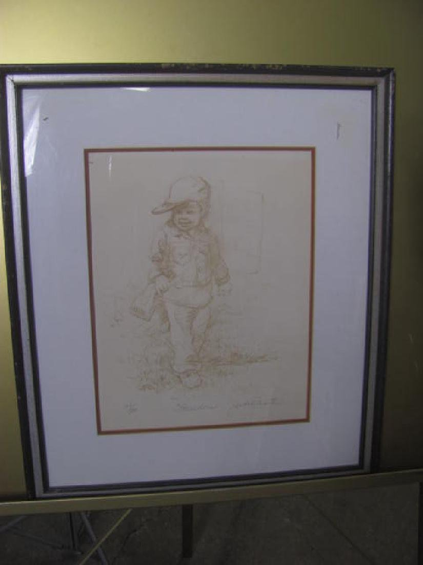 2 Judie Martin Signed Prints - 4