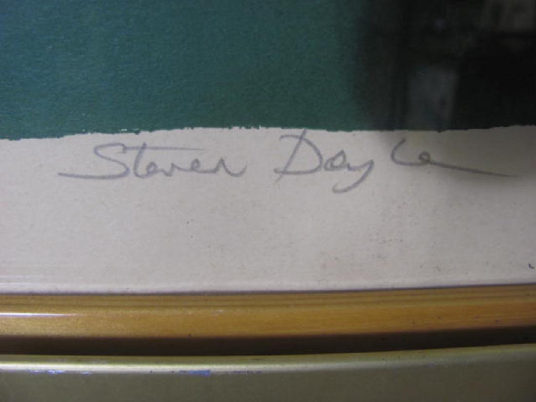 Steven Doyle Signed & Numbered Print - 3