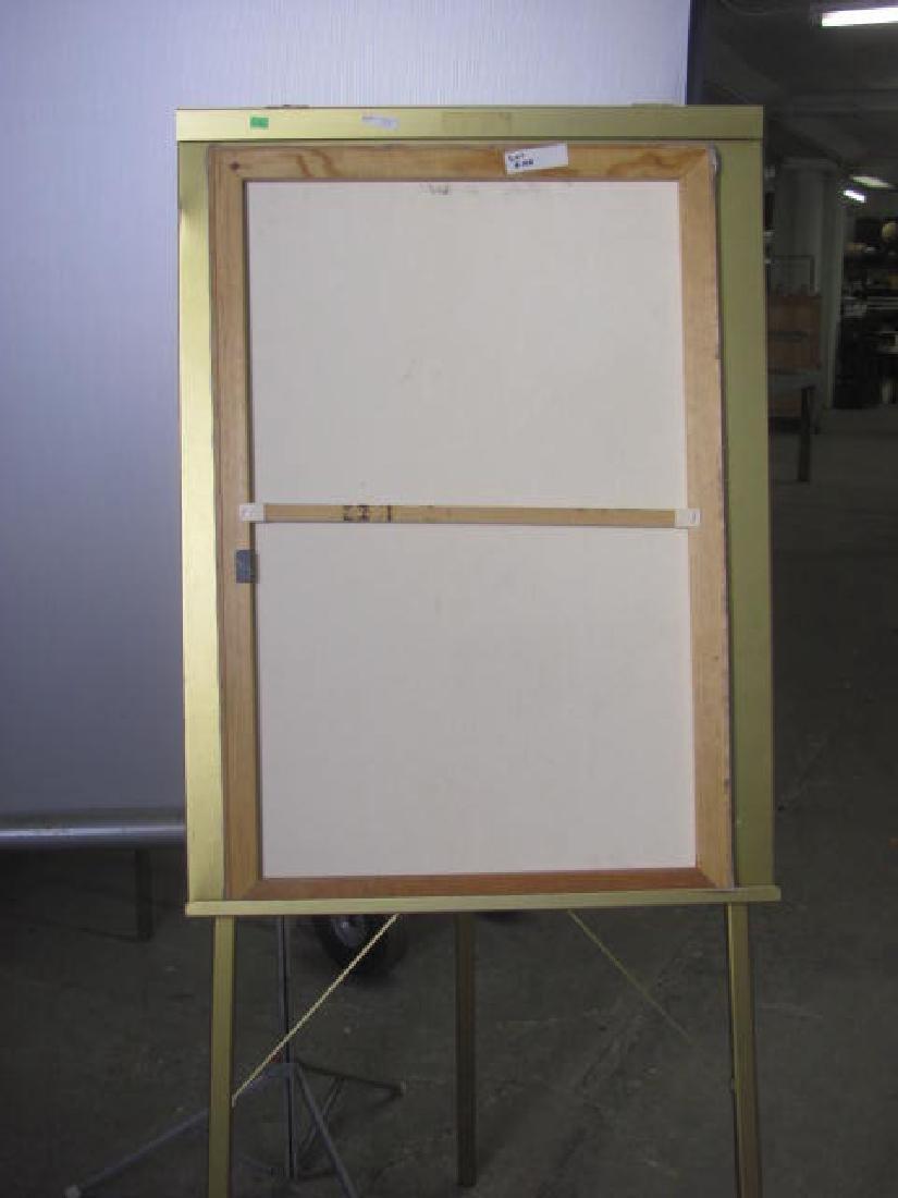 Eliz. Widmayer Signed Nude Portrait - 2
