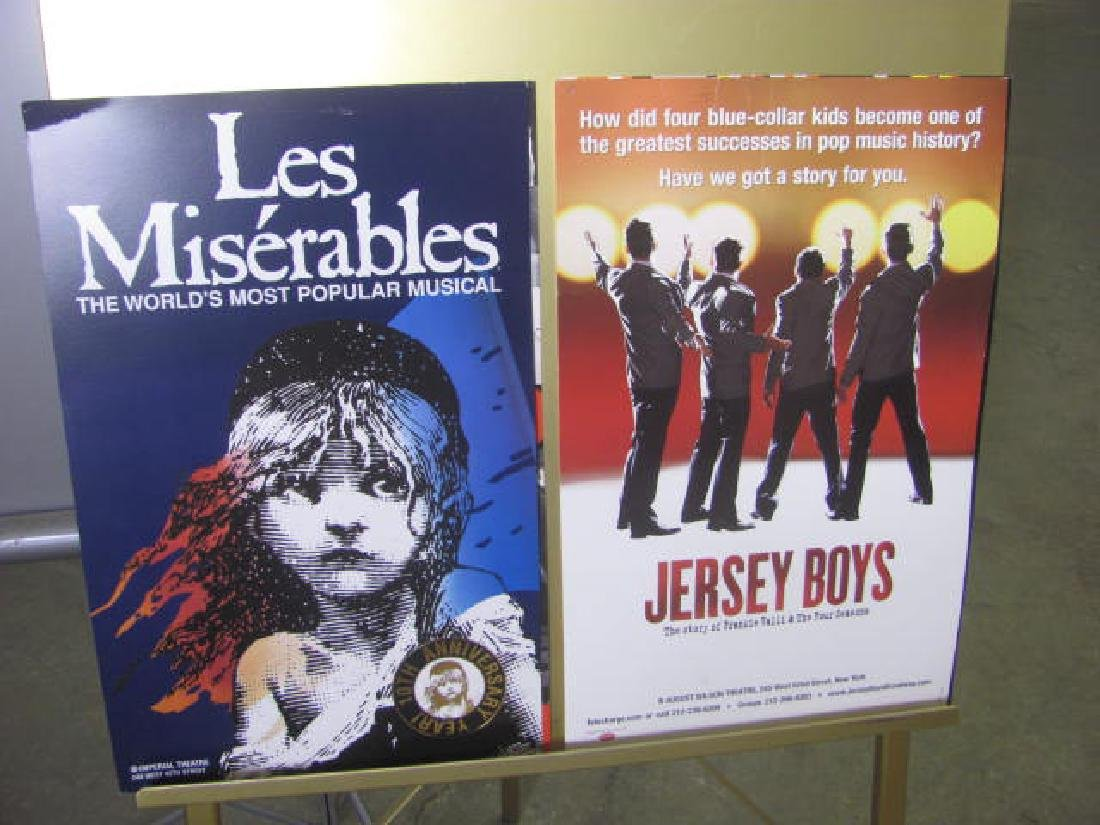 5 Theatre Posters - 2