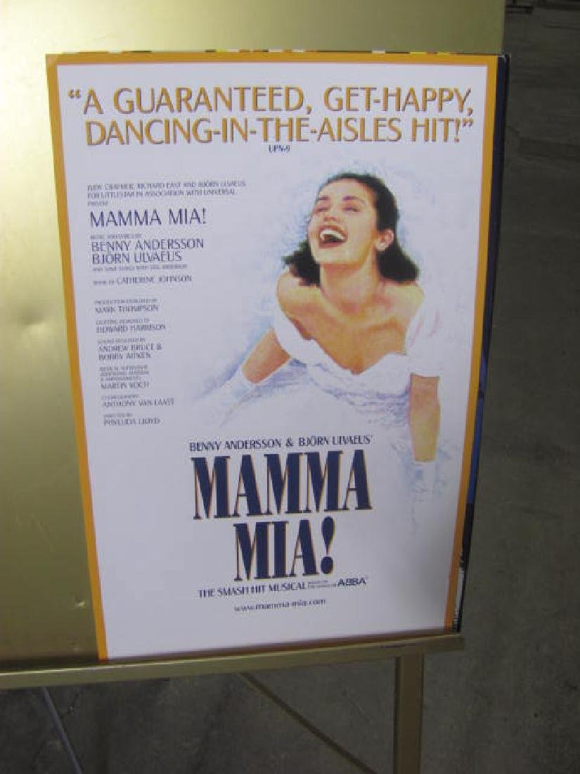 5 Theatre Posters - 3