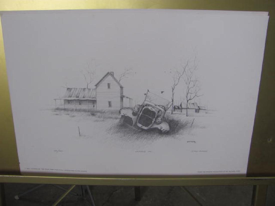 3 Glynn Moore Prints - 4