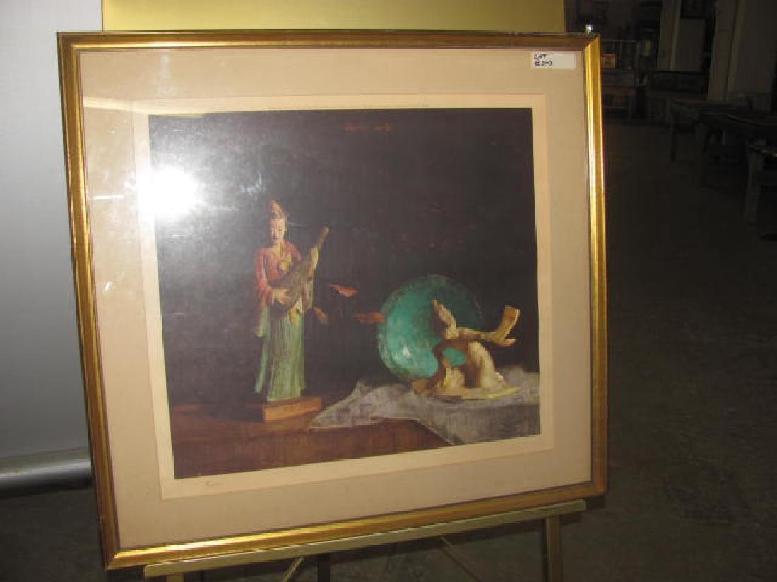 Pushman Signed Print