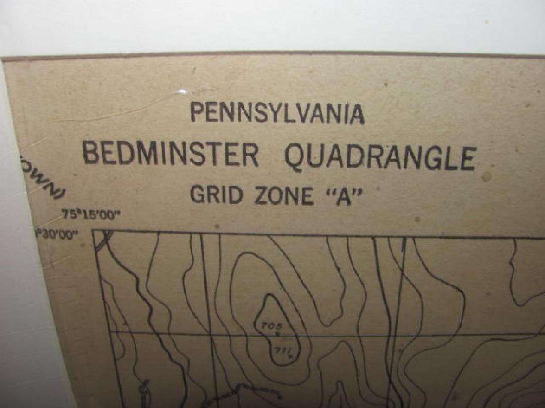 1942 Bedminster Quadrangle - 3