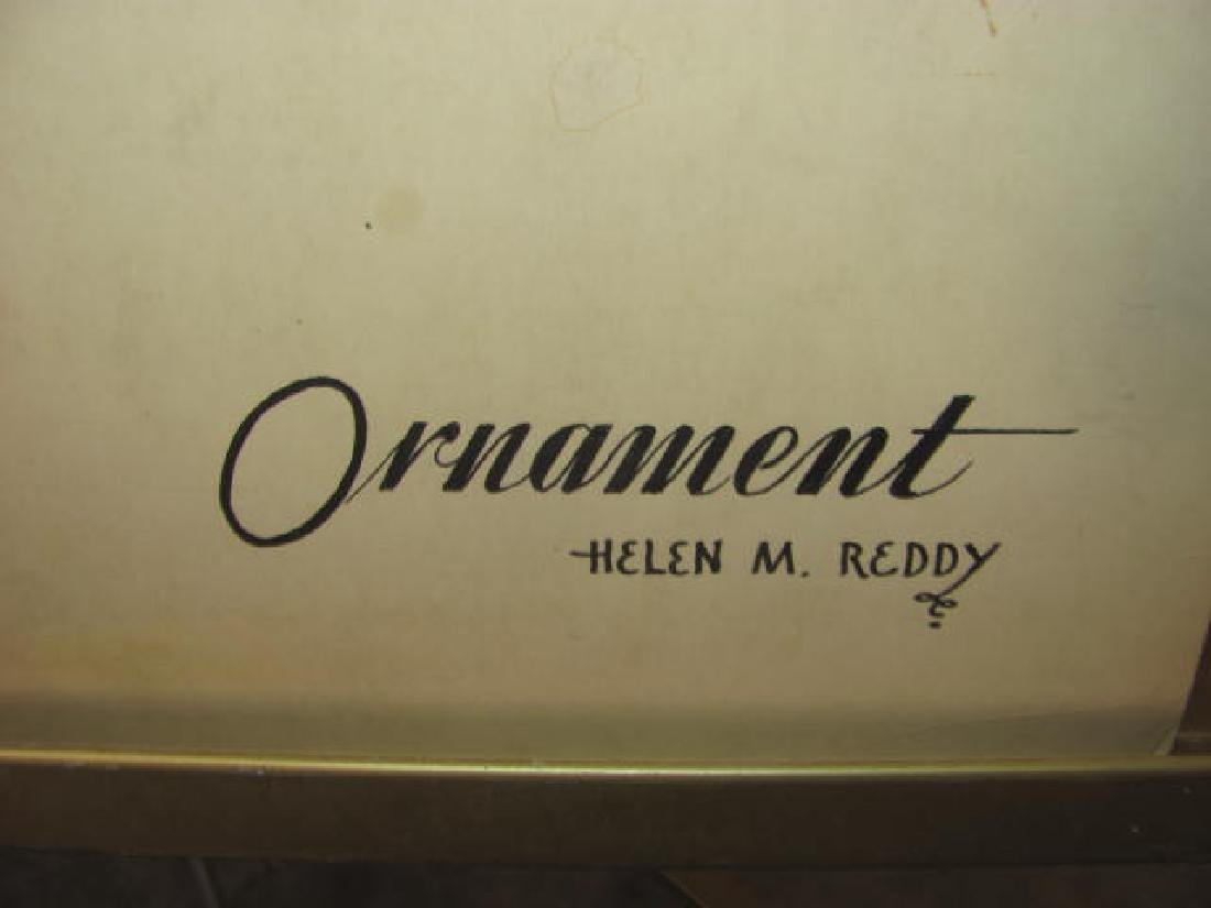 Helen Reddy Ornament Artwork - 2