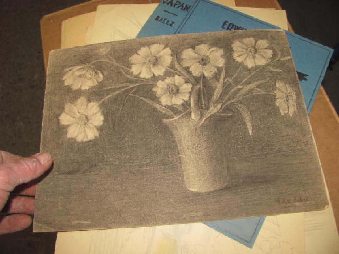 H Reddy Drawings - 2