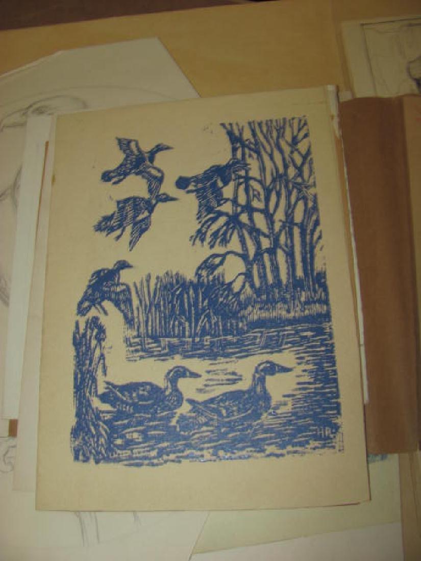H Reddy Drawings - 5