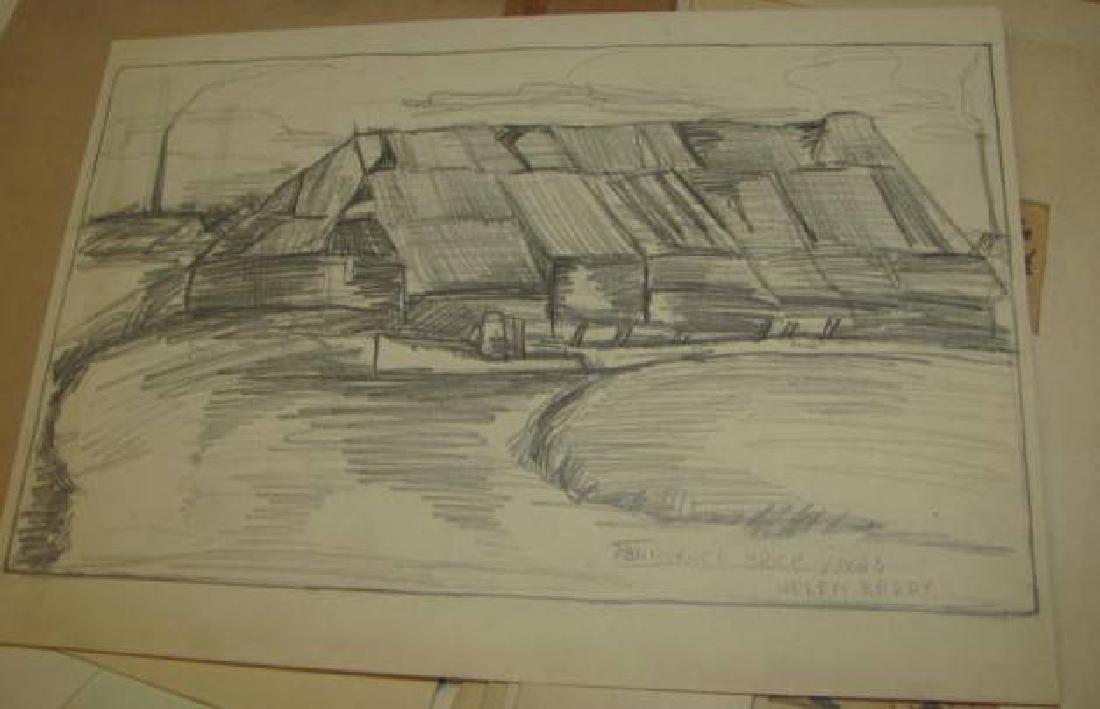 H Reddy Drawings - 6