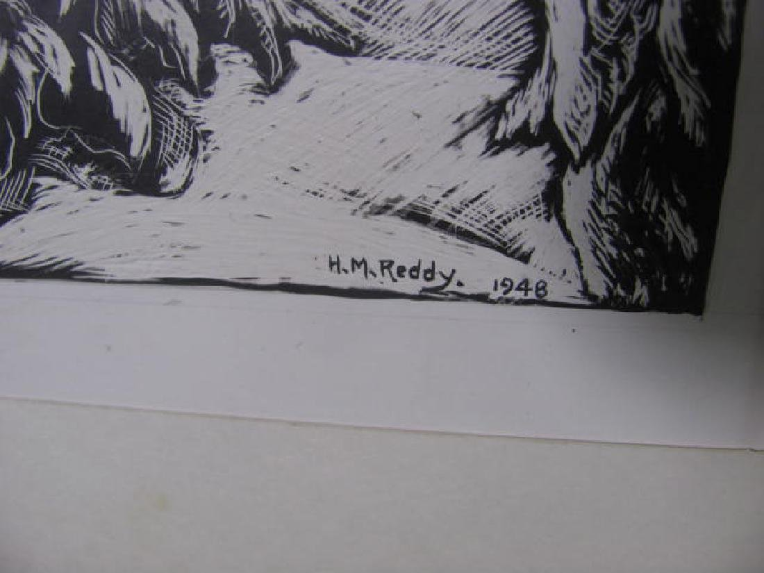 H. Reddy Art Lot - 2