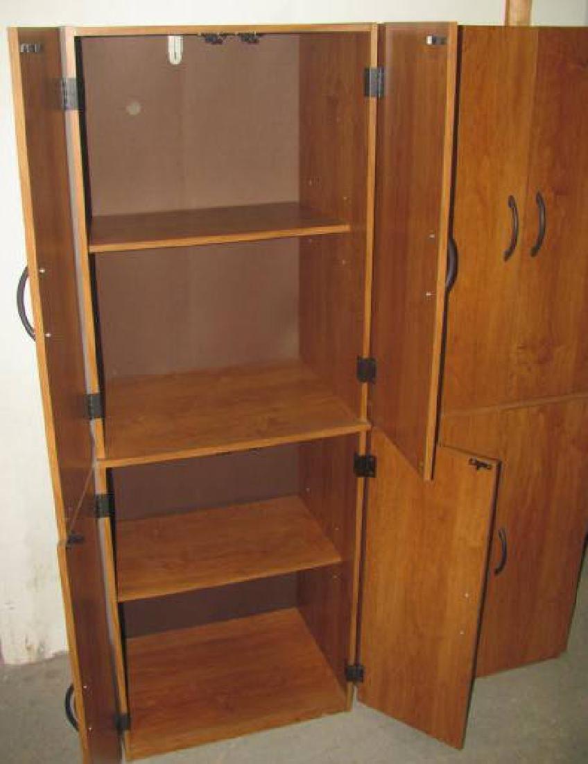 2 Cabinets - 2