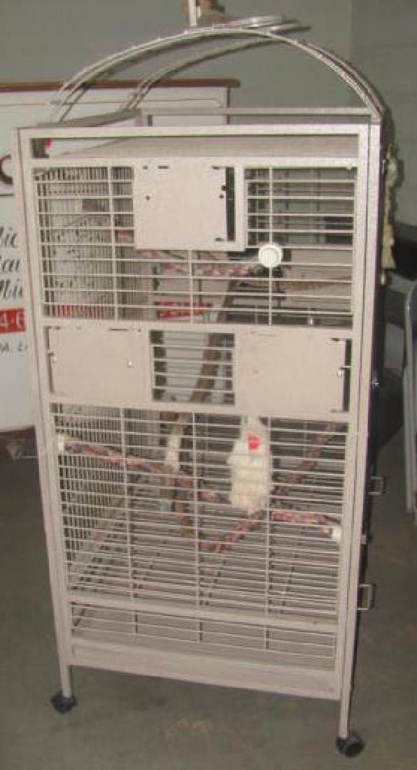 Large Parrot Bird Cage - 2