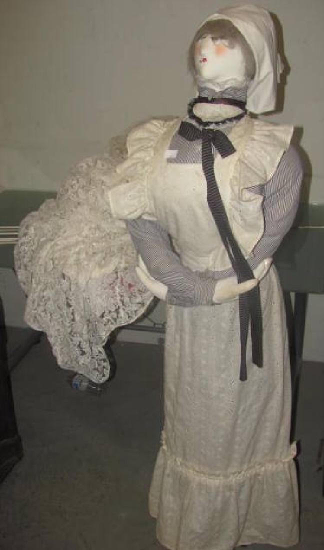 Maid Dummy & Wedding Gowns