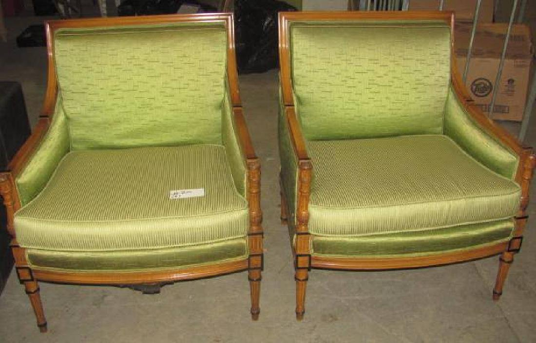 2 Upholstered Chair