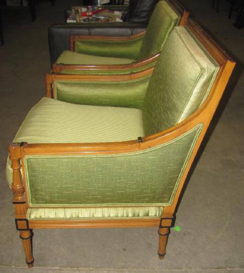 2 Upholstered Chair - 2