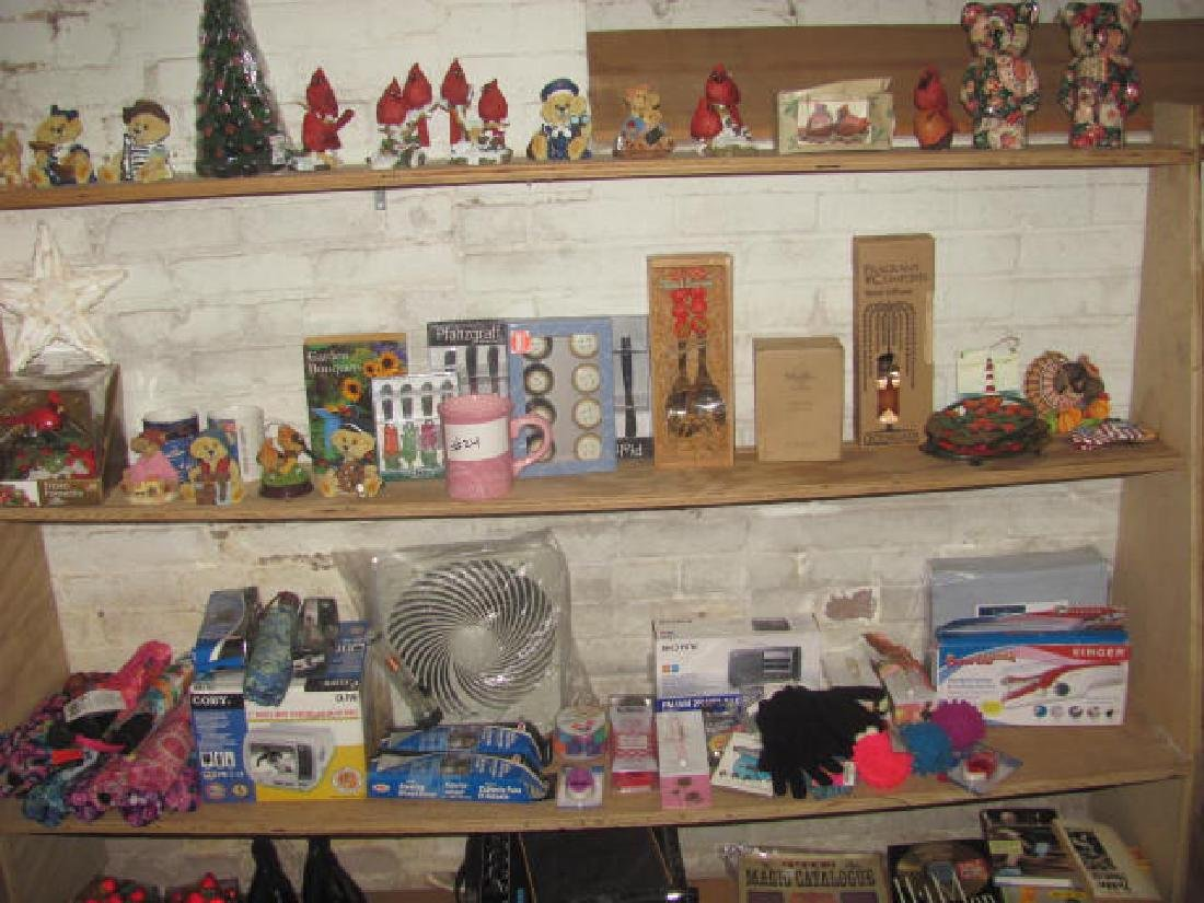 Shelf Lot - 2