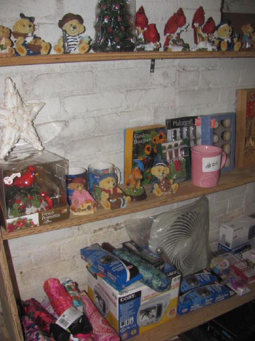 Shelf Lot - 3