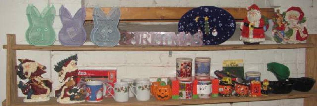 Holiday Shelf Lot