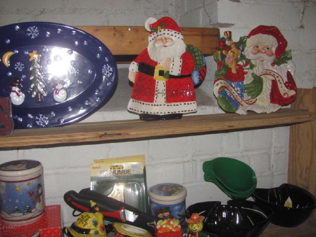 Holiday Shelf Lot - 3