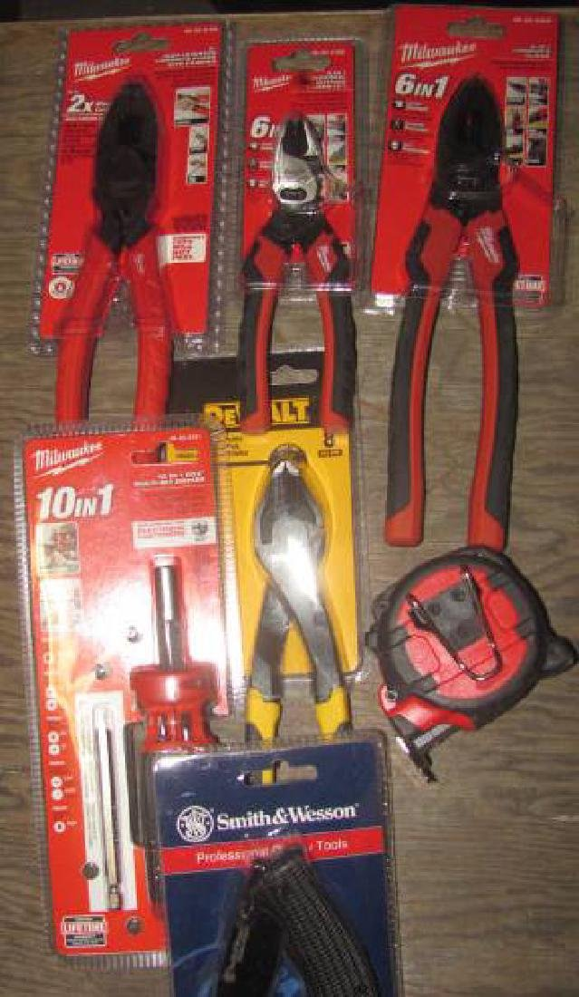 Milwaukee Tool Lot