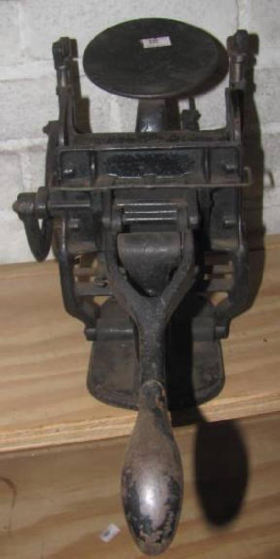 Antique Press - 2