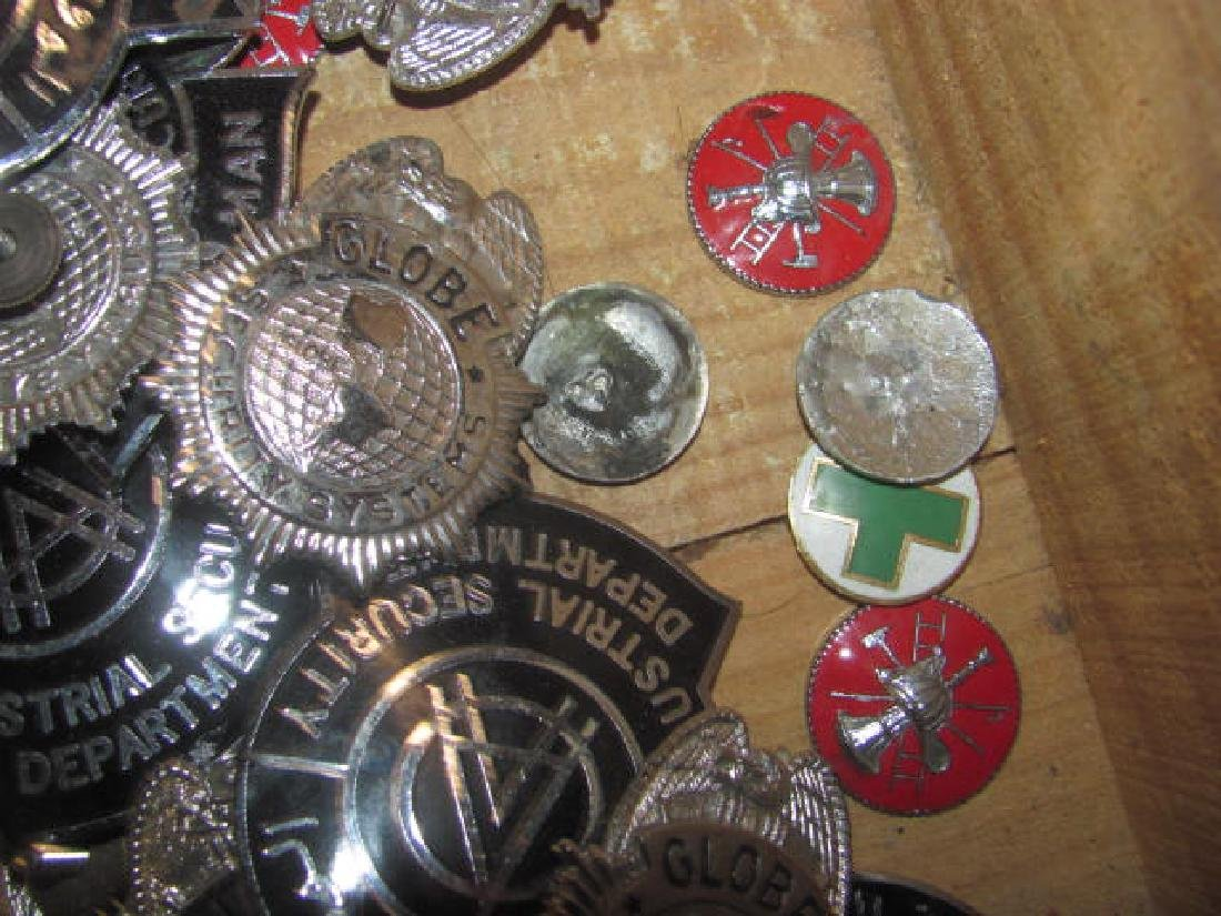 Security Badge Lot - 2