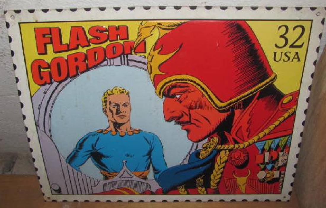 Flash Gordon Sign